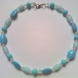 Turquoise Beaded Chocker
