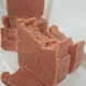 All Natural French Rose Clay Soap made with Organic Coconut Oil