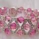 18KGP Pink Bracelet