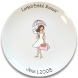 Bridal Shower Girl Signature Platter