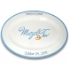 Mazel Tov Wedding / Bar Mitzvah / Bat Mitzvah Signature Platter
