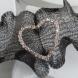 Heart Rhinestone listing