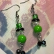 St.Paddys Leprechaun Earrings1
