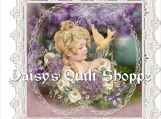 Shabby Lilac *Maud Humphrey* Collage Fabric Quilt Block 14-0089