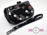 Ava Clutch: Sakura Flowers