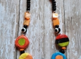 Bold & Beautiful Women's handmade necklace