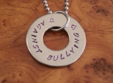 Against Bullying a Pendant