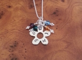 Flower Family Pendant