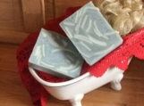 Spring Thaw, scented handmade cold process soap