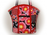 Tootles Boutique Bag - Morning Mist Designer Fabric
