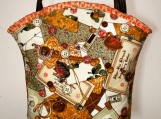 Tootles Boutique Bag - Vintage Couterier by Robert Kaufman Fabri
