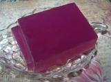 SLS/SLES Free Pomgrante Glycerin Soap