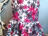 4T Girl jumper dress fully lined bodice