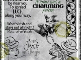 Irish In You Digi Word Art and Image Set