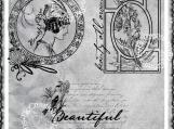 Beauty All Around Digi Image and Word Art Set