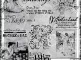 Mom, the Original Wonder Woman Digi Vintage Image and Word Art