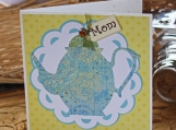 Antique Teapot Card for Mom - Mother's Day, Mom's Birthday