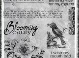 Medley of Sayings 3 Digi Word Art and Image  Set