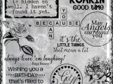 Medley of Sayings 6 Digi Image and Word Art Set