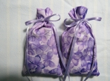 Lavender Sachet-'Butterfly Meadow' Fragrance-062