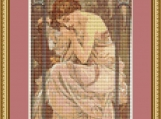 Nights Rest Cross Stitch Pattern