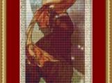 The Pole Star Cross Stitch Pattern
