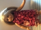 American Girl Doll 2 piece outfit