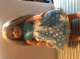 American Girl Doll Dress - 18""