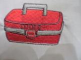 Customized Machine Embroidery.