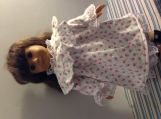 Flannel American Girl Night Gown