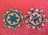 05 Crocheted Doily