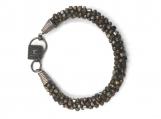 Bronze Goddess Bracelet