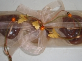 Beige Brown Chocolate Father's Day Handmade Soaps Gift Set