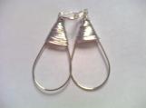 Dangling Wire Earrings