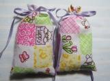 "Easter Ivory 4""X2"" Sachet-'Lavender' Fragrance-Cindy's Loft-237"