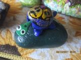 Turtle Natural Rocks/Stones (3)