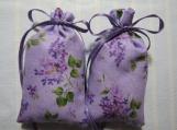 """Lavender 4""""X2"""" Sachet-'Lilacs & Violets(type)' Fragrance-454"""