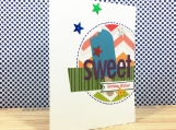 Popsicle Sweet Birthday Card