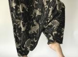HC0005  Harem Pants Unisex Low Crotch Yoga Trousers