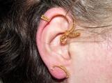 Belle ear cuff, Belle earring, Beauty and the Beast