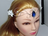 Elven Princess tiara, Elven Wedding, wedding tiara