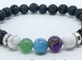 Anxiety Aromatherapy Diffuser Bracelet
