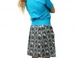 Sci-Fi Aliens Unisex Pocket Skirt