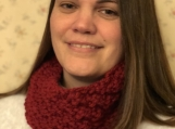 Classic chunky knit cowl