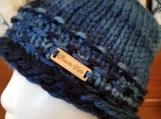 Super soft rolled brim hat