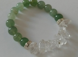 Good Luck Aventurine Gemstone Bracelet