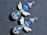 Blue Fairy Earrings