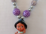 Girl's Jasmine Princess Necklace