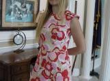 Party Dress - Short  Skirt - Size 4