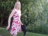 Party Dress - Short  Skirt - Size 6